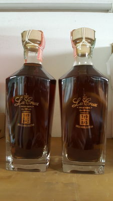 Rum La Cruz Single Barrel - Vintage 1982 & 1985