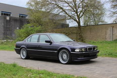 BMW Alpina - B12 Switch-Tronic - 1996