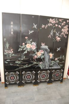 Chinese room divider - China - 1950s - 1960s