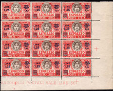 Italian Colonies, Libya, 1936