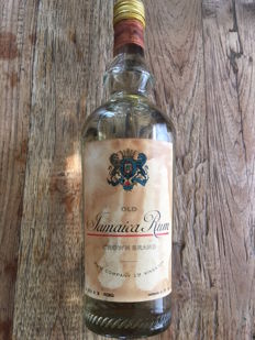 White Jamaica Rhum Rossi - Bottled 1966 - 75cl & 43%