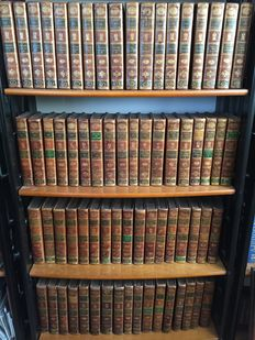 Voltaire - Oeuvres completes - 70 volumes - 1784/1789