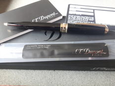 S.T. DuPont Fidelio ballpoint pen/mechanical pencil convertible pen - in original box and papers