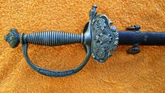 Belting Sword, Elizabethan. SPAIN