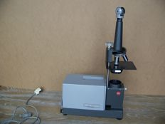 Leitz projection microscope Mikro Promar