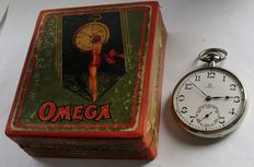 Omega pocket watch from 1931