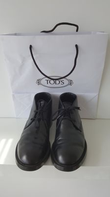 Tod's – shoes.
