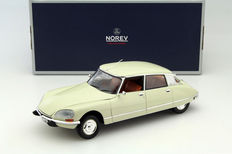 Norev - Scale 1/18 - Citroën DS23 1973 Ivory