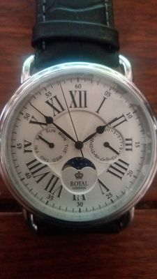 Royal London – wristwatch.