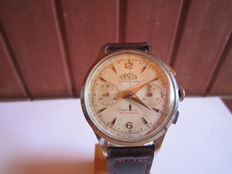 Axes chronograph – From the early 1950s