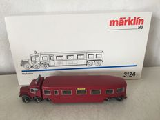 Märklin H0 - 3124 - Diesel railbus 'Micheline' of DB