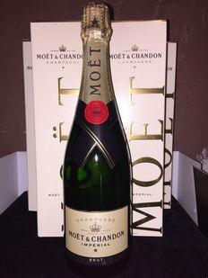 Moët & Chandon Imperial Brut - 6 bottles (75cl)