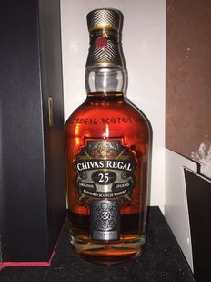 Chivas regal 25 years aged 70 cl 40%
