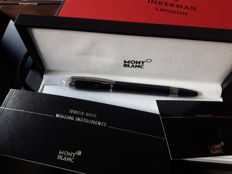 Montblanc Starwalker Midnight Black fineliner - completely new with box/papers and gift packaging