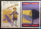 Postage Stamps - Belgium [BEL] - European Post
