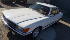 Mercedes Benz - 450 SLC - 1979