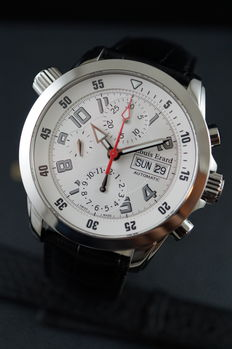 Louis Erard - Automatic Chronograph Men's - 2015