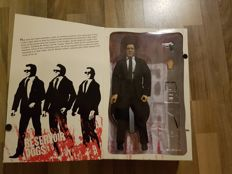 Rare Sideshow Collectibles action figure of Mr. Blonde Reservoir Dogs