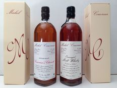 2 bottles - Michel Couvreur : Overaged & Clearach