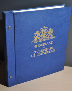 The Netherlands and Overseas – Collection in a preprint album
