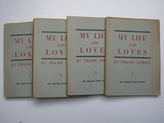 Frank Harris - My Life and Loves - The Obelisk Press Books, Paris -  [1945]