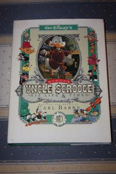 Barks, Carl - Uncle Scrooge McDuck: His Life and Times - hc - 1st edition(1987)