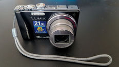 Beautiful Panasonic DMC TZ20 (2008) with GPS and Video feature 1920 x 1080