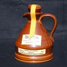 MacPhail's 10 years old - Gordon and MacPhail - Decanter - late 1980s / early 1990s
