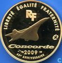 "France 50 euro 2009 (BE) ""40th anniversary of the Concorde"""