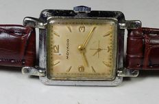Movado Art Deco - Rectangle Case - 1940 - Ladies Wrisdtwatch