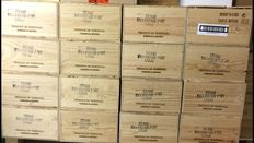 "2005 Quinta do Noval ""Silval"" Vintage Port - 192 bottles in 16 Orignal Wooden Cases ( 16 x 12 Bottles )"