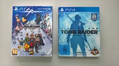 PS4 - Kingdom Hearts HD II.8 Limited Edition and Rise of the Tomb Raider 20th Anniversary Edition