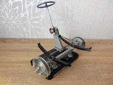 Hema - School model functioning steering system - 1973 - Made in Germany (GDR)