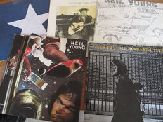 Nice Lot with 6 Albums of Neil Young