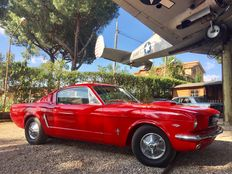 Ford - Mustang Fastback 289 - 1965