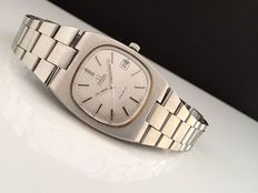 Omega Geneve automatic stainless steel men's watch 1660191 – vintage 1971 – Cal 1011