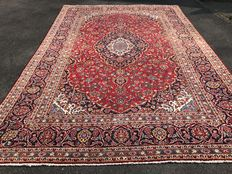 Oriental carpet - Persian Keshan - 100 % handwoven - value investment