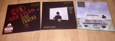 Great Songwriter Lot (Bob Dylan + Neil Young + Leonard Cohen) ; Neil Young - Storytone 2LP Deluxe Edition + Bob Dylan - Side Tracks 3LP + Leonard Cohen - You Want It Darker