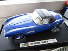 Revell - Schaal 1/18 - BMW 507 Touring Sport coupe - Blue