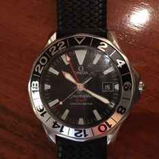 Omega Seamaster GMT Chronometer – 50th Anniversary