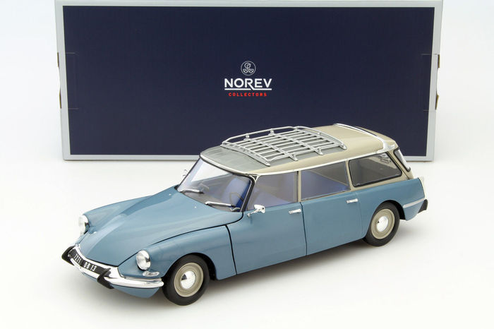 Norev - Scale 1/18 - Citroën ID 19 Break 1967