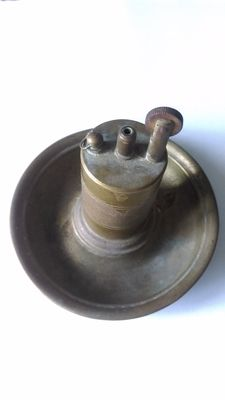 "Lighter ashtray ""Poilu"" War 1914/1918 WW1"