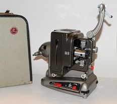 Vintage 8 mm Bolex Projector 1950 with case