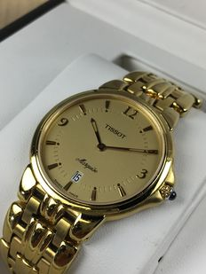 Tissot Marquise gold reference: L 280 - men's watch