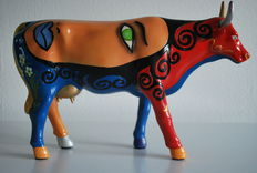 Michael Perez voor Cowparade - type Chelsey - Large - Retired