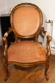 Antique chair - first half of 20th century