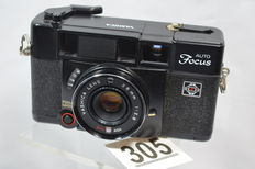 Beautiful Yashica autofocus 1978 camera