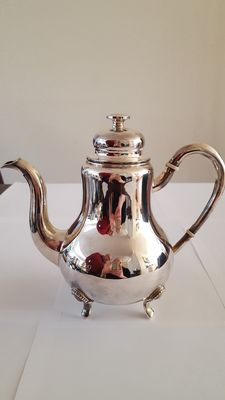 Silver Tea pot, Kern, Germany