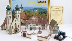Faller H0 - B-350 - Exclusive-Model 1986 Monastery square