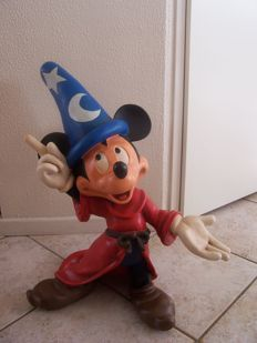 Disney, Walt - Figure - Mickey Mouse - Fantasia (ca. 1980)